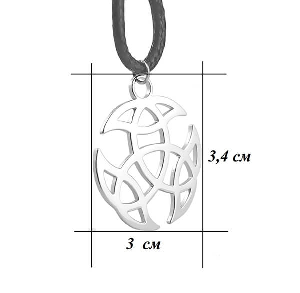 келтски символ размер