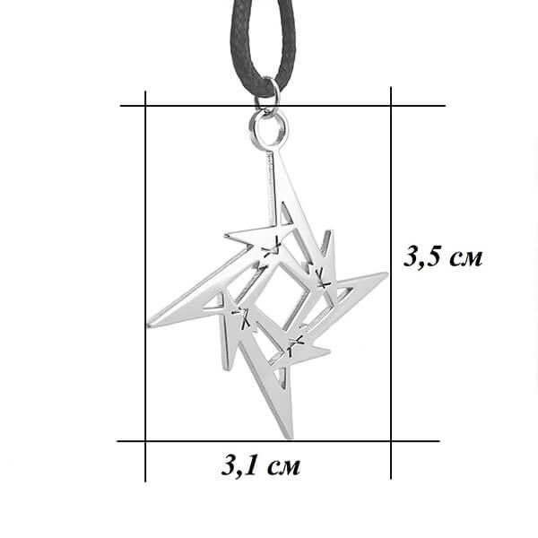 металика размер