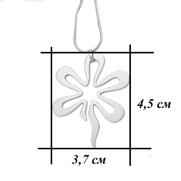 цвете размер