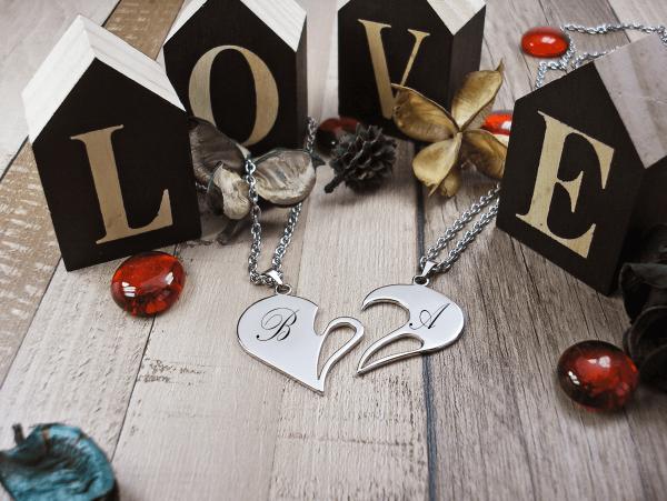 сърце за влюбени